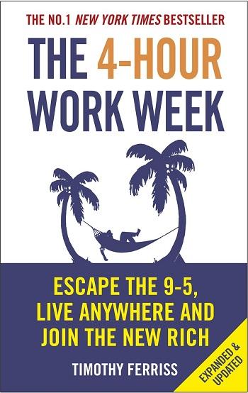 کتاب 4 ساعت کار در هفته
